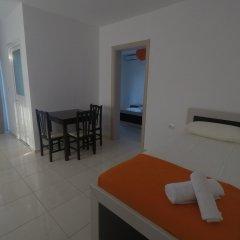 Отель Privé Hotel and Apartment Албания, Ксамил - отзывы, цены и фото номеров - забронировать отель Privé Hotel and Apartment онлайн комната для гостей фото 3