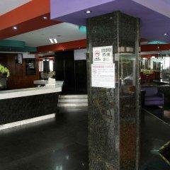 Отель Universo Мексика, Гвадалахара - отзывы, цены и фото номеров - забронировать отель Universo онлайн интерьер отеля фото 2