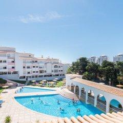 Отель Apartamentos Clube Vilarosa Португалия, Портимао - отзывы, цены и фото номеров - забронировать отель Apartamentos Clube Vilarosa онлайн бассейн