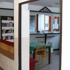 Отель Sporthostel Scandinavia удобства в номере