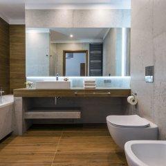 Отель Patio Польша, Вроцлав - отзывы, цены и фото номеров - забронировать отель Patio онлайн ванная фото 4