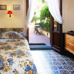 Апартаменты Poggio Imperiale Apartments Флоренция комната для гостей