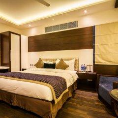 Отель Grand Godwin Индия, Нью-Дели - отзывы, цены и фото номеров - забронировать отель Grand Godwin онлайн комната для гостей фото 3