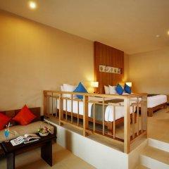 Andakira Hotel комната для гостей фото 10