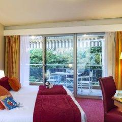 Отель Club Maintenon Франция, Канны - отзывы, цены и фото номеров - забронировать отель Club Maintenon онлайн комната для гостей
