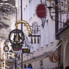 Small Luxury Hotel Goldgasse Зальцбург развлечения