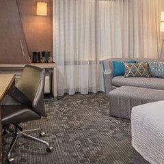 Отель Courtyard by Marriott Columbus OSU США, Блэклик - отзывы, цены и фото номеров - забронировать отель Courtyard by Marriott Columbus OSU онлайн комната для гостей фото 5