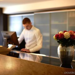 Отель Helmhaus Swiss Quality Цюрих интерьер отеля