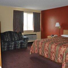 Отель Northwood Inn & Suites Блумингтон комната для гостей фото 4