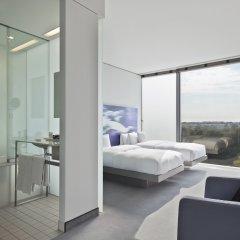Отель Innside By Melia Parkstadt Schwabing Мюнхен ванная