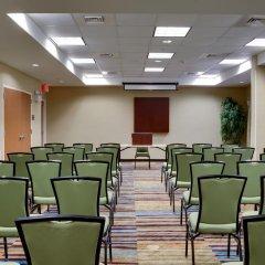 Отель Fairfield Inn And Suites By Marriott Lake City Лейк-Сити помещение для мероприятий