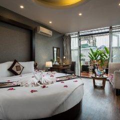 Отель Splendid Star Grand Hotel Вьетнам, Ханой - отзывы, цены и фото номеров - забронировать отель Splendid Star Grand Hotel онлайн комната для гостей фото 2
