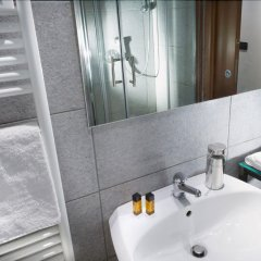 Отель Terres d'Aventure Suites Италия, Турин - отзывы, цены и фото номеров - забронировать отель Terres d'Aventure Suites онлайн ванная фото 2
