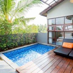Отель Baan Talay Pool Villa Таиланд, Самуи - отзывы, цены и фото номеров - забронировать отель Baan Talay Pool Villa онлайн бассейн фото 3