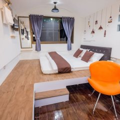 T Smy House - Hostel комната для гостей фото 5