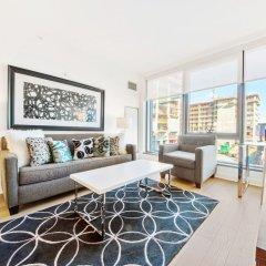 Отель Global Luxury Suites at The Wharf США, Вашингтон - отзывы, цены и фото номеров - забронировать отель Global Luxury Suites at The Wharf онлайн комната для гостей фото 4