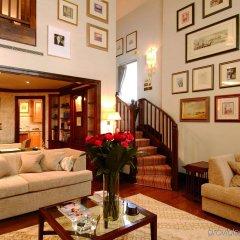 Отель The Stafford London интерьер отеля