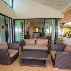 Отель Sai Naam Lanta Residence Ланта балкон