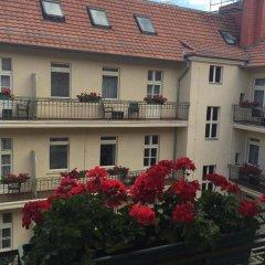 Hotel & Apartments Zarenhof Berlin Prenzlauer Berg балкон