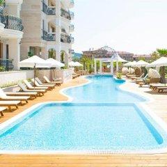 Отель Apartcomplex Harmony Suites 10 Болгария, Свети Влас - отзывы, цены и фото номеров - забронировать отель Apartcomplex Harmony Suites 10 онлайн фото 12