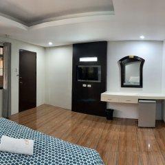 Отель Maharajah Hotel Филиппины, Пампанга - отзывы, цены и фото номеров - забронировать отель Maharajah Hotel онлайн ванная фото 2