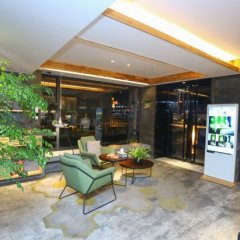 Отель Su Inn интерьер отеля фото 2