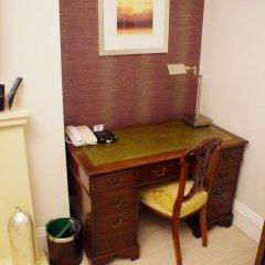 Отель Beaufort House - Knightsbridge Лондон удобства в номере
