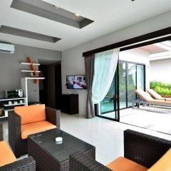 Отель Chaweng Noi Pool Villa Таиланд, Самуи - 2 отзыва об отеле, цены и фото номеров - забронировать отель Chaweng Noi Pool Villa онлайн комната для гостей фото 5