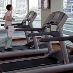 Dusit Residence Dubai Marina Hotel фитнесс-зал фото 2