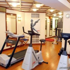Отель Eurostars Montgomery Брюссель фитнесс-зал фото 3