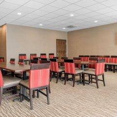 Отель Comfort Suites Columbus Airport США, Колумбус - отзывы, цены и фото номеров - забронировать отель Comfort Suites Columbus Airport онлайн помещение для мероприятий фото 2