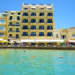 Отель Saint Patrick's Hotel Мальта, Мунксар - отзывы, цены и фото номеров - забронировать отель Saint Patrick's Hotel онлайн вид на фасад