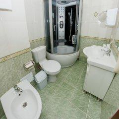 Гостиница Bozok Hotel Казахстан, Нур-Султан - 1 отзыв об отеле, цены и фото номеров - забронировать гостиницу Bozok Hotel онлайн ванная