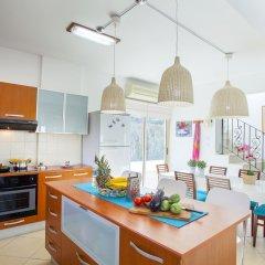 Отель Villa Crystal Sea Кипр, Протарас - отзывы, цены и фото номеров - забронировать отель Villa Crystal Sea онлайн питание фото 2
