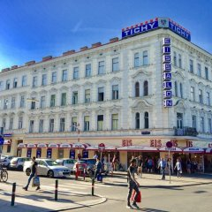 Отель a&t Holiday Hostel Австрия, Вена - 9 отзывов об отеле, цены и фото номеров - забронировать отель a&t Holiday Hostel онлайн фото 2