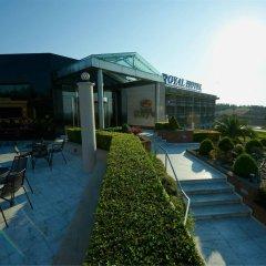 Отель Royal Hotel Греция, Ферми - 1 отзыв об отеле, цены и фото номеров - забронировать отель Royal Hotel онлайн бассейн фото 3