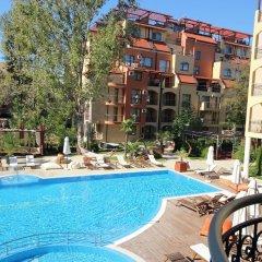 Апартаменты Menada Harmony Suites II Apartments бассейн