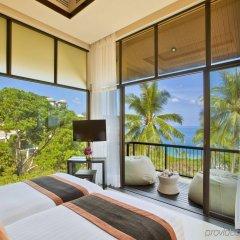 Отель Banyan Tree Samui Таиланд, Самуи - 10 отзывов об отеле, цены и фото номеров - забронировать отель Banyan Tree Samui онлайн балкон