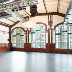 Victor's Residenz-Hotel Berlin Tegel фитнесс-зал