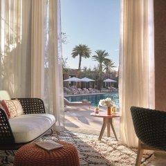 Отель Royal Mansour Marrakech балкон