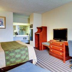Отель Econo Lodge Vicksburg США, Виксбург - отзывы, цены и фото номеров - забронировать отель Econo Lodge Vicksburg онлайн удобства в номере