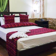 Отель Mayan Hills Resort Гондурас, Копан-Руинас - отзывы, цены и фото номеров - забронировать отель Mayan Hills Resort онлайн комната для гостей фото 4