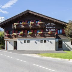 Chalet Hotel le Castel парковка
