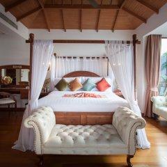 Отель Tango Luxe Beach Villa Samui Таиланд, Самуи - 1 отзыв об отеле, цены и фото номеров - забронировать отель Tango Luxe Beach Villa Samui онлайн комната для гостей фото 3