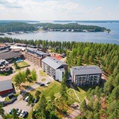 Отель Imatra Spa Sport Camp Финляндия, Иматра - 6 отзывов об отеле, цены и фото номеров - забронировать отель Imatra Spa Sport Camp онлайн пляж