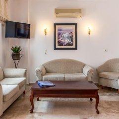 Отель Marybill Греция, Остров Санторини - отзывы, цены и фото номеров - забронировать отель Marybill онлайн комната для гостей фото 2