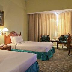 Mulia Hotel комната для гостей