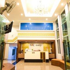 Peak Boutique City Hotel интерьер отеля