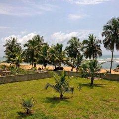 Отель The Beach house Гана, Шама - отзывы, цены и фото номеров - забронировать отель The Beach house онлайн пляж