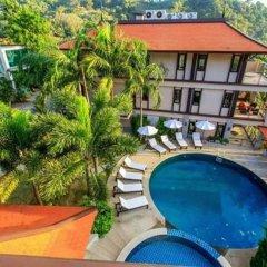 Отель Kamala Villa Hill балкон